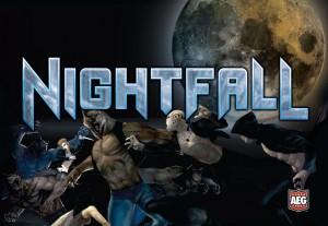 Nightfall - Portada