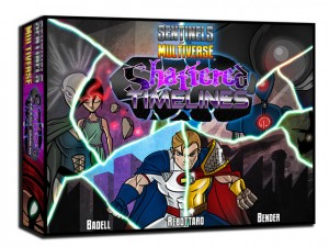 Nueva ampliación para Sentinels of the Multiverse.