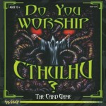 Do You Worship Cthulhu? - Portada