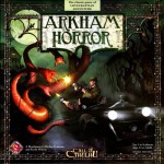 Arkham Horror - Portada
