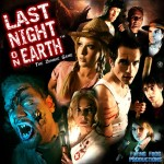 Last Night On Earth - Portada