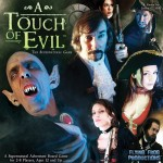 A Touch Of Evil - Portada