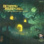 Betrayal at House on the Hill - Portada