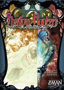 Shadow Hunters. Portada Nueva Edición