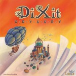 Dixit Odyssey - Portada