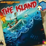 The Island - Portada