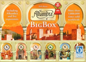 Alhambra Big Box - Portada