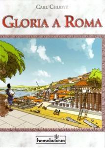 Gloria a roma - portada