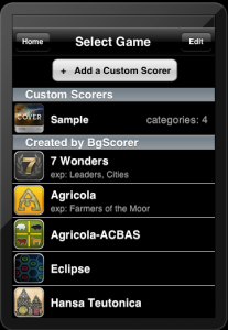 Boardgame scorer 01