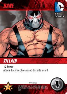DC Comics - Bane