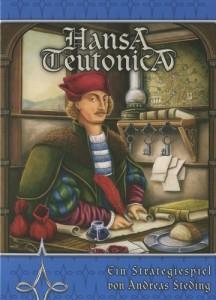 Hansa Teutonicca - Portada