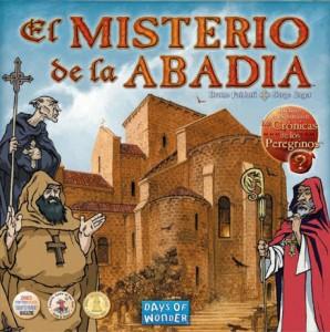 El Misterio de la Abadía - Portada