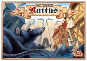 Rattus - Portada