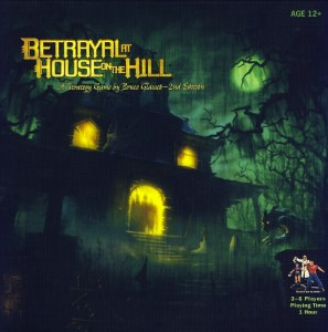 Betrayel At House On The Hill