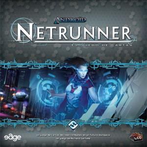 Netrunner - Portada