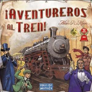 Aventureros al Tren - Portada