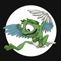 Flying Frog Production - logo