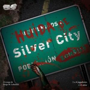 Huida de Silver City - Portada