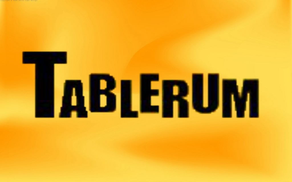 Tablerum - Banner 500