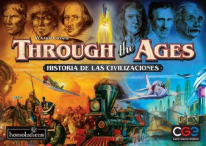 Through The Ages - Portada