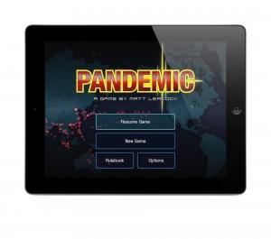 Pandemic - iPad