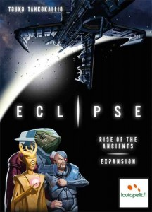 Eclipse - Rise of the Ancients - Portada