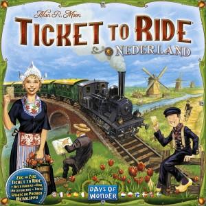 Aventureros al Tren - Holanda - Caja