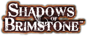 Shadows of Brimstone - Logo