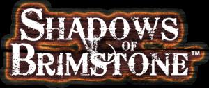 Shadows of Brimstone - Logo