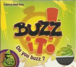 Buzz It - Portada