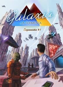 Galaxia: La Tormenta - caja