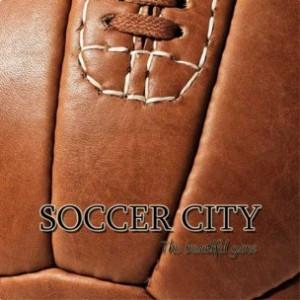 soccer city - Portada