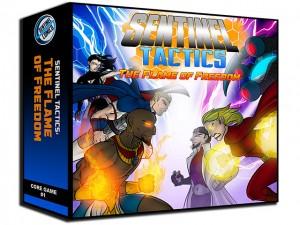 Sentinel Tactics - Caja