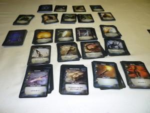 Thunderstone - En juego