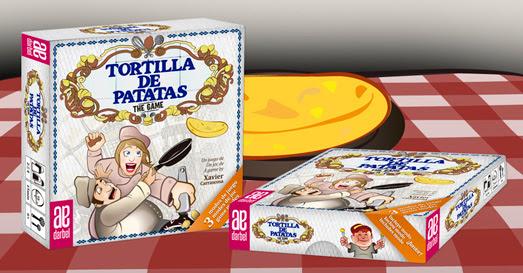 tortilla de patatas - caja