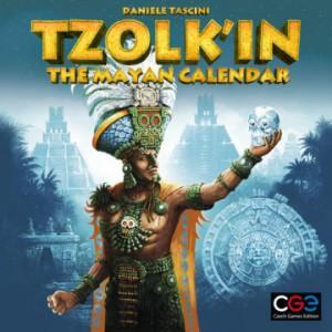 Tzolkin - Portada