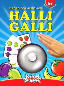 Halli Galli - Portada