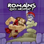 Romans Go Home! - Portada