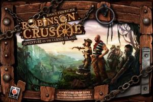 robinson crusoe - Portada