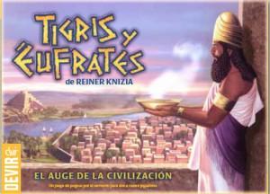 Tigris y Eufrates - Portada